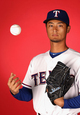 Yu Darvish is ready to take on his second MLB season.