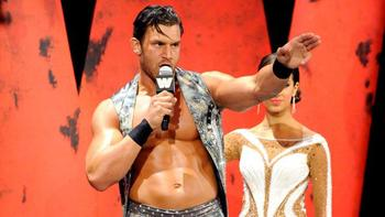 When will Fandango debut? (photo credit: wwe.com)