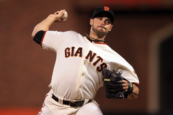 George Kontos emerged as a reliable reliever in 2012.