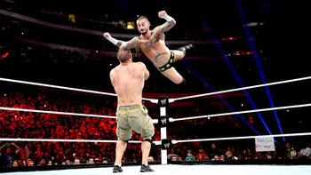 CM Punk vs. John Cena is the latest of many outstanding matches Punk has been a part of. Source: WWE.com