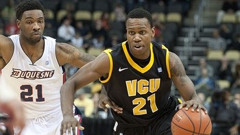VCU sophomore guard Treveon Graham. Vincent Pugliese-USA Today Sports