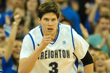 Creighton junior forward Doug McDermott. Eric Francis