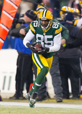 Greg Jennings has likely played his last game as a Packer.