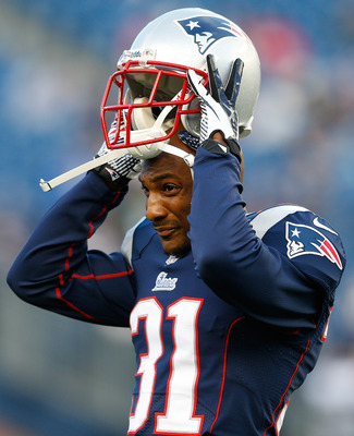 Losing Aqib Talib will make CB a pressing need again in NE.