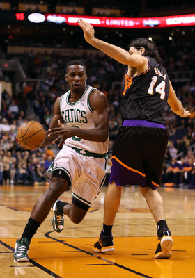Jeff Green has stepped up big with the loss of Rondo.