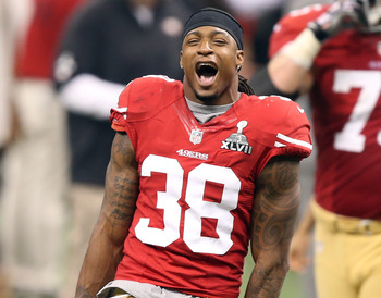 Dashon Goldson wants to be paid like a top safety, and the 49ers should have no qualms about it.