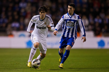 Kaka has struggled mightily since joining Madrid in 2009.