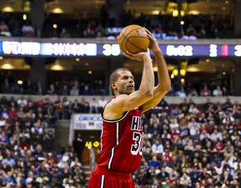 Lately, when Shane Battier shoots, it's safely to assume it's in.