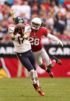 Toler (right) is a free agent the Cardinals will try to re-sign.