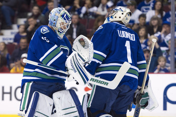 Schneider and Luongo. Together forever?