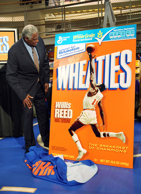 Willis Reed's heroic entrance from the tunnel will be remembered forever.