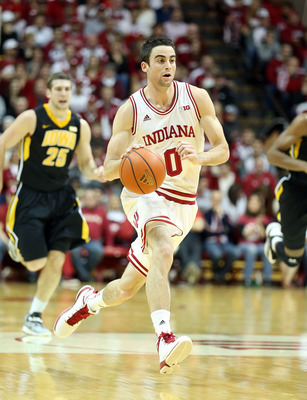 Sheehey has been the best sixth man in the Big Ten.