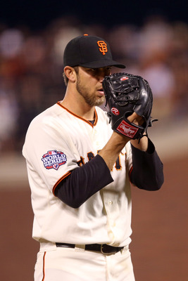 Madison Bumgarner struggled down the stretch in 2012, but resurged during the playoffs and World Series.
