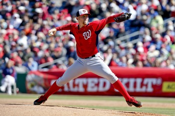 With 13 strikeouts in 8.2 spring innings, Stephen Strasburg appears ready for a full season.