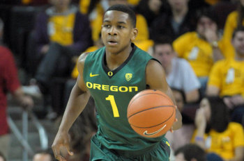 Oregon freshman guard Dominic Artis. Kirby Lee-USA TODAY Sports