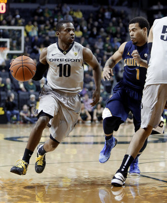 Junior guard Johnathan Loyd against Cal on Feb. 21.  The Associated Press