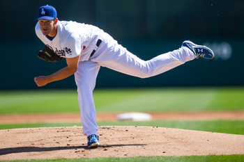 Kershaw is the ace of one of MLB's best pitching staffs.