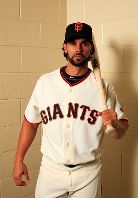Angel Pagan seeks to be the catalyst atop the batting order for the Giants in 2013.