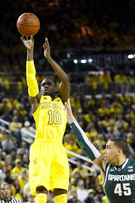 Can Tim Hardaway Jr. find his shooting stroke again in time for Michigan make a Final Four run?