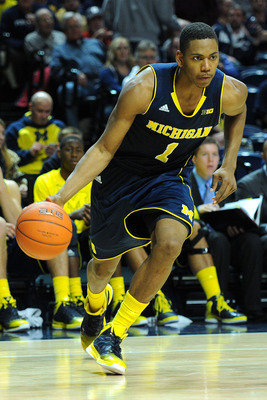 Will Glenn Robinson III and the rest of Michigan's freshmen hold up in the postseason?