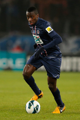 Blaise Matuidi kept things organized in the centre of the park on Wednesday.
