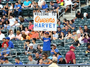 A successful 2013 campaign will mean continued warm welcomes at Citi Field.