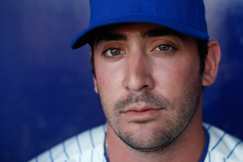 Matt Harvey keeps it simple - eat right, take care of your body.