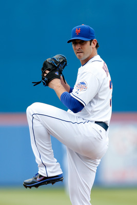When he's not on the mound, Matt Harvey pays close attention to what the competition is doing.