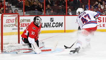 The Senators stole a win from the Rangers last time. Can they do it again?