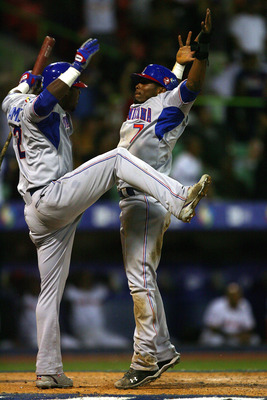Hanley Ramirez (left) and Jose Reyes (right) look to right the ship for the Dominican Republic.