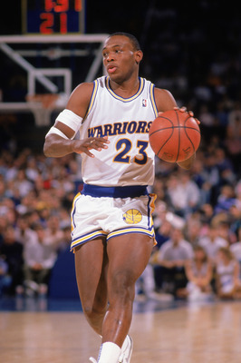 Mitch Richmond was a dynamic shooting guard.