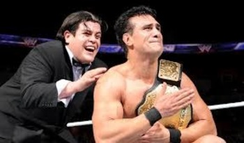 Photo: WWE.com (Fans knew about Del Rio's title win days in advance)