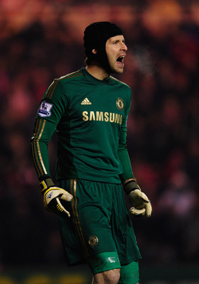 Petr Cech remains an exceptional goalkeeper.