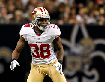 Dashon Goldson is the most hotly pursued safety on the market.