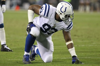 Dwight Freeney is another veteran pass-rusher who appears to be landing with a contender.
