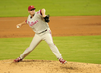Roy Halladay's return will be one of the big questions for the Phillies this season.