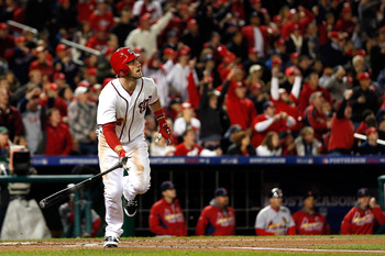 After winning NL Rookie of the Year in 2012, what does Bryce Harper have in store this year?