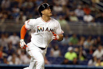 It is a shame no one will show up for the games, because Giancarlo Stanton is worth the price of admission.