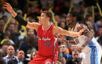 Blake Griffin's low-post game is vastly improved. The question is whether it can anchor this offense.