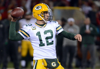 Aaron Rodgers hopes to lead the Pack to another Super Bowl title.