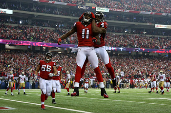 The Falcons hope to fly high in 2013.