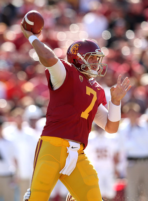 Matt Barkley has the season's most anticipated pro day.
