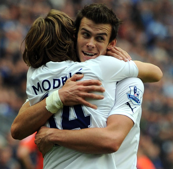 Are Gareth Bale and Luka Modric about to swap clubs?