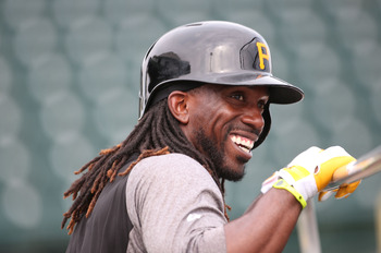 Andrew McCutchen is a superstar and someone the Pirates are building around.