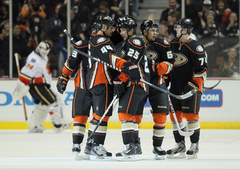 The Ducks hot start has been shadowed by the Blackhawks dominance.