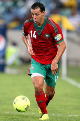 Moroccan forward Mounir El Hamdaoui is a reported target for Liverpool.
