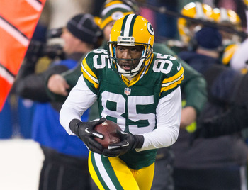 Greg Jennings is another play who will be very disappointed in his market value.