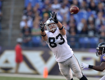 The Rams are in the market for a tight end and should look no further than Brandon Myers.