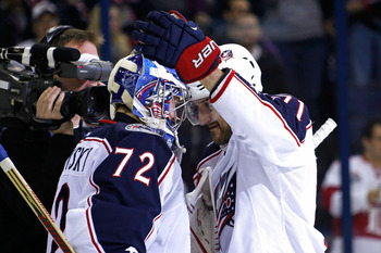 You read that correctly. The Blue Jackets are one of the hottest teams in the NHL.