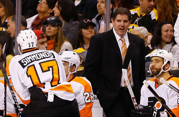 The Flyers' loss to Pittsburgh seems to have taken more out of them than they thought.